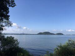 やっと。  やっとだよ(涙) 来て良かった。  琵琶湖!!!!