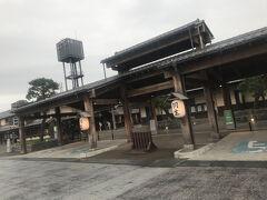 羽生パーキングエリアで休憩  えっ?!! 江戸っ???!  なんだかパーキングエリアが江戸のテーマパークみたいになってます。  びっくりなんだけど