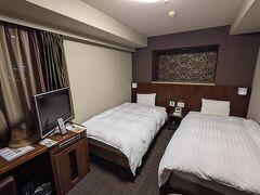 熊本では天然温泉が楽しめるドーミーイン熊本に泊まりました。