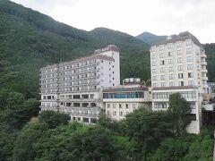 本日のお宿はここ。  「鬼怒川温泉 ホテルニューおおるり」