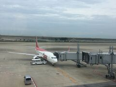 関西空港から出発! 直行便で1人あたり13,000円 格安!最高!