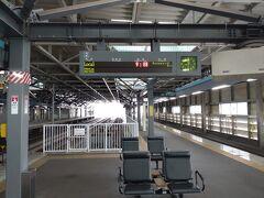 今回の目的である越美北線に乗車するために福井駅に来ました。