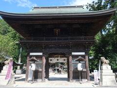日牟礼八幡神社に