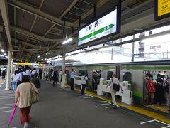 前回、小田原方面に行ったときには橋本から相模線に乗ったりもしたが、今回は平日の朝ということもあってあまり凝ったことはせず、町田駅で下車。