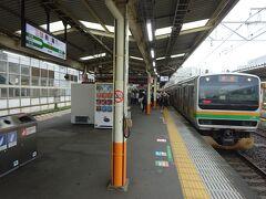 ということで、終点熱海駅に到着。
