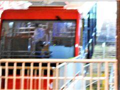 極楽橋駅---. (何か濃いい?日間やったわwww)
