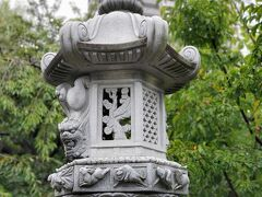 その後、龍眼寺(萩寺)へ 江戸時代から歌人、文人に愛されしお寺、 松尾芭蕉も訪れていたそうな。