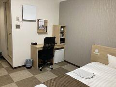 観音寺で泊まったホテルは、駅前のサニーイン普通にきれいで、スタッフさんも感じがよかったです