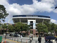 祭も終わり、すっかり普段の 横浜スタジアムになって