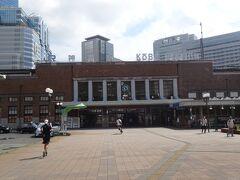 趣のあるJR神戸(以前は長距離列車の発着駅で、神戸の中心地でしたが、その後、県庁のある元町駅 今の繁華街の三ノ宮駅と中心地が移動してきています。)