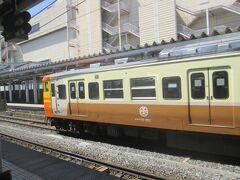 12:26 特別塗装のしなの鉄道