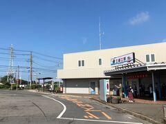 京浜急行の三崎口駅から、路線バスで油壺へ。