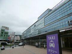熱海駅に10時20分到着です。