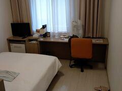 今宵もスマイルホテル沖縄那覇に宿泊