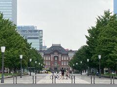 東京駅丸の内駅前広場