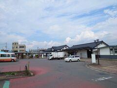 そして渋川からはバスに乗り換え、更に移動します。