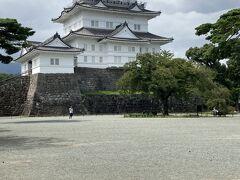 2日目は小田原城へ