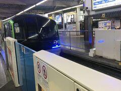 那覇市へ向かう前、9月14日の話。仕事終わり、羽田空港第1ターミナルへ向かいました。