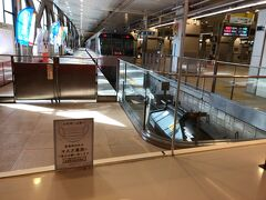 今回は、10:00発の新宿→箱根湯本間ロマンスカー利用。予定列車が来るまで、ロマンスカーカフェで待機。カフェからはロマンスカーが入ってくるのが間近で見られていい^ ^