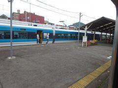 かつて私の地元を走っていたE257系電車。 こんなところでお目にかかるとは。