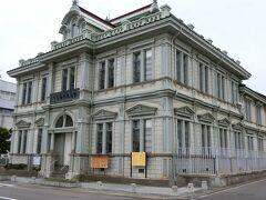 重要文化財の青森銀行記念館、休館です