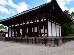 興福寺 東金堂。