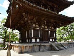 興福寺 五重塔。