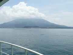 遠回りしながら桜島の眺望を楽しみます!