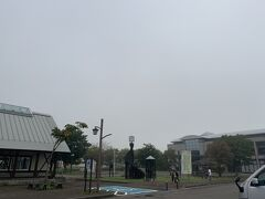 続いて 道の駅上小阿仁  トイレ休憩だ。
