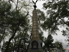 ネヴェルスキー提督の記念碑