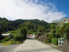 秋山二十六夜山 登り始めました。