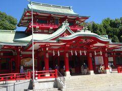 富岡八幡宮(本殿)寛永7年1630年創建 8月の例祭は江戸三大祭りで水掛祭りと言います。