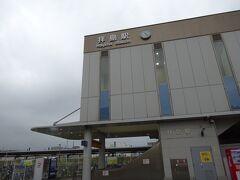 拝島駅で八高線へ乗り換え。またしばらく時間があるので。