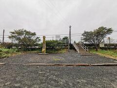 日本最東端の駅です。レンタカーで行く場合、ナビがややこしい道を示すので、ぐるぐる回りをまわって、結構たどり着くのが大変でした。結局人に道を尋ねてたどり着きました。 無人駅なので、改札等がありません。