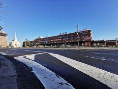 釧路駅です。
