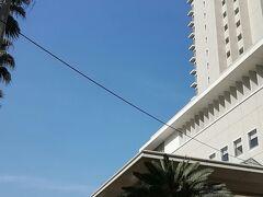 熱海後楽園ホテル。 併設のオーシャンスパFuuaに翌日に行きたいので、ここに泊まることにしました。
