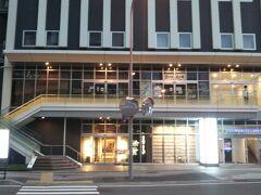 日帰りも出来ますが、たまにはホテル泊も楽しみたいとのことで、結婚記念日は津の三交インに宿泊。