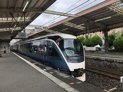 伊豆高原駅に到着。 天気が悪いので、この日はホテルでゆっくりして終わり。