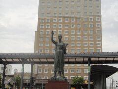 東横イン弘前駅前。