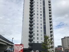 それでは「東急ステイ函館朝市灯火の湯」へチェックイン。こちらに2泊お世話になります。