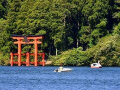 箱根神社が美しい