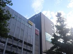 六花亭札幌本店が入るビル