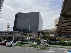 鹿児島中央駅に到着しました。