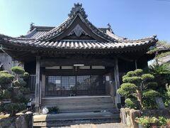 亀山宿散策 遍照寺本堂