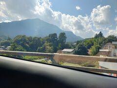横瀬町の生川付近より 武甲山は秩父市内からキレイに見えます。 秩父市内から佐久へ99キロ、甲府へ88キロ