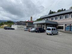 今日唯一の観光ということで、8月末で閉館となってしまう倶知安温泉にやってきた。