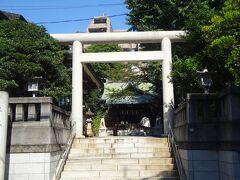 大塚天祖神社(入口)(600年前に創建)