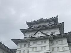 小田原城の入場料は、大人が550円で他の建物とセットチケットなどもありました。
