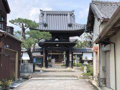 関宿散策 福蔵寺  関の小万の墓がある