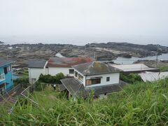 城ヶ島灯台からの眺め